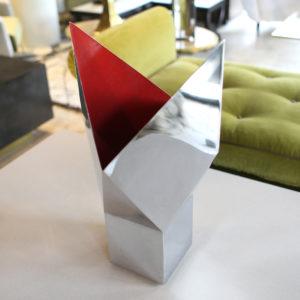 Inox vase